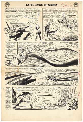 Justice League of American #18 p11