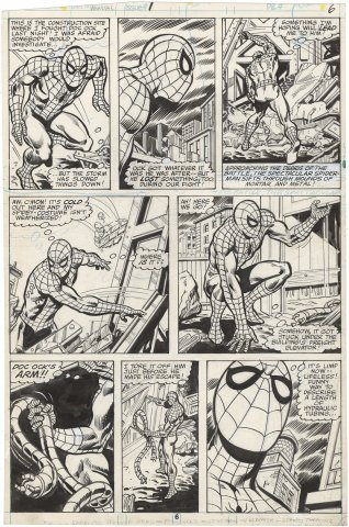 Spectacular Spider-Man Annual #1 p6