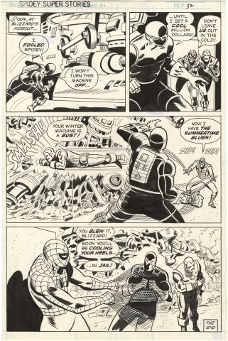 Spidey Super Stories #56 p32