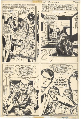 Superman's Pal, Jimmy Olsen Issue #142 p20