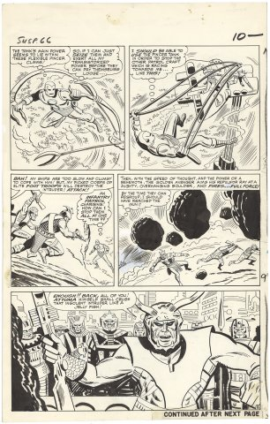 Tales of Suspense #66 p8 (Large Art)
