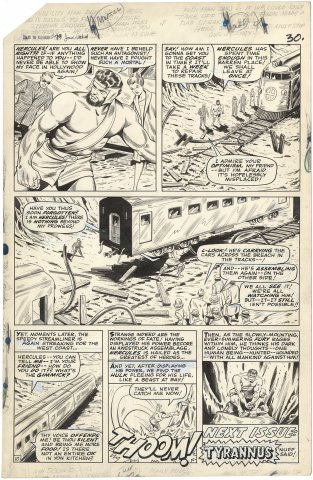 Tales to Astonish #79 p10 (Large Art)