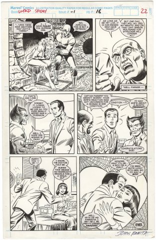 Untold Tales of Spider-Man #1 p16