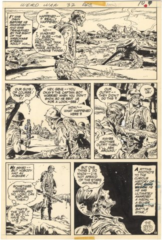 Weird War Tales #32 p8